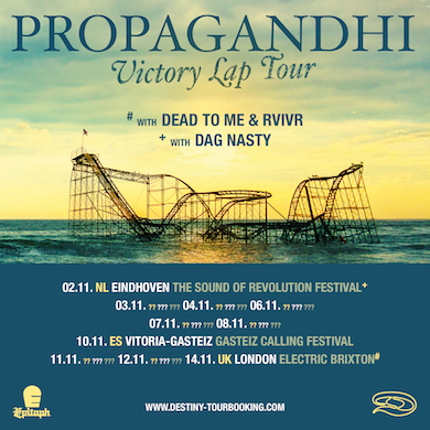 Propagandhi tour2018 fall announce1 390