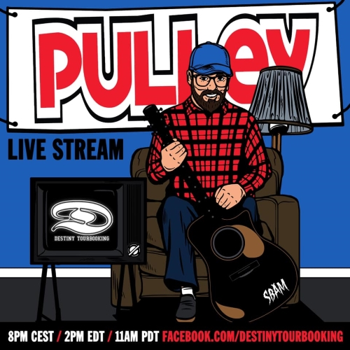 Pulley FB Live NEWS