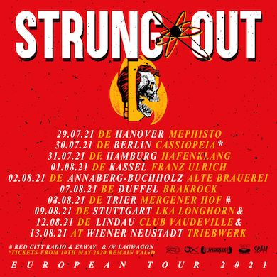 StrungOut Instagram 2021 NEWS